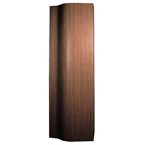 Phoenix Wave Tall Cupboard - Wenge UN078
