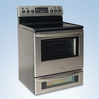 "Frigidaire Gallery Professional Series 30"" Double Oven Electric Range 223 629 853"