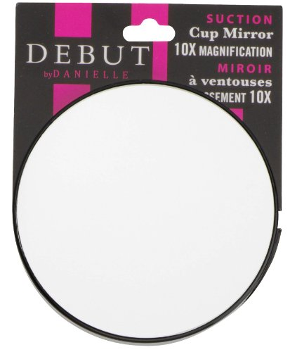 Danielle Enterprises 10X Magnification Suction Beauty Mirror front-291583