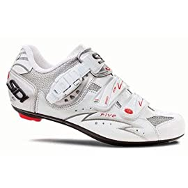 Sidi 2013 Women's Five Carbon Composite Road Cycling Shoes
