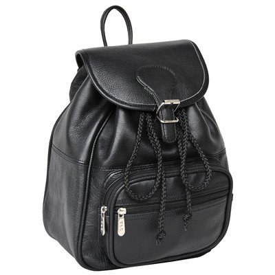 amerileather-ladies-leather-backpack-black