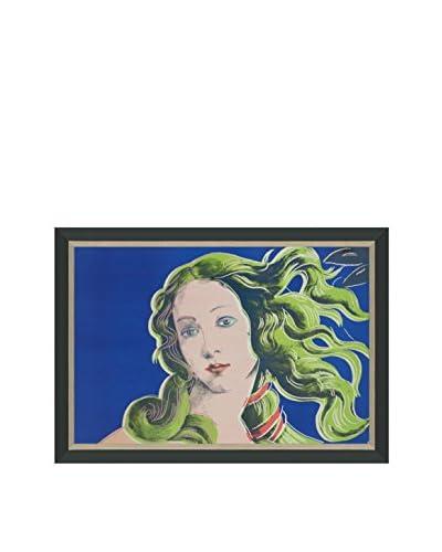 Andy Warhol Birth of Venus (Purple) (Printed In 1999) Framed Poster