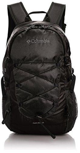 [コロンビア] Columbia キャッスルロック25Lバックパック PU9677 010 (Black)