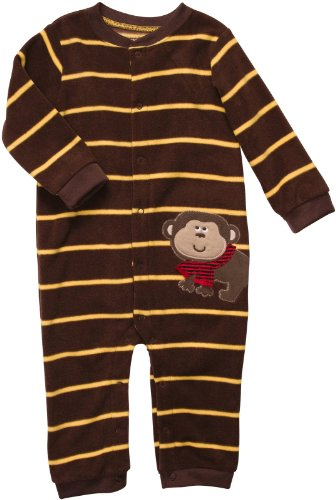 Carter's Baby Boy's Infant Long Sleeve One Piece
