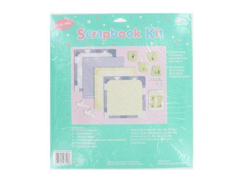 mod moms shower scrapbook kit - Case of 15