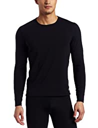 Hot Chillys Men\'s MTF4000 Top (Black, Small)