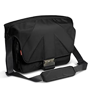 Manfrotto MB SM390-5BB UNICA V Messenger Bag (Black)
