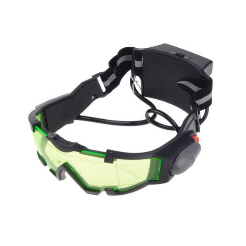 Amazon.com : 25 Feet Night Vision Goggles with Flip-out Lights Green