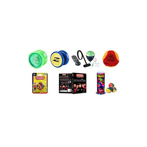 Duncan® Intermediate Yo-Yo & Skill Toy Set - 7 pc. by Duncan