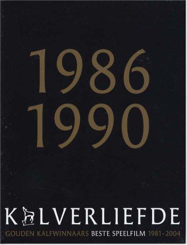 Golden Calf Winners 1986 - 1990 5 DVD Box Set ( Voyeur / Vroeger is dood / Spoorloos / Boda secreta / De Avonden ) ( Abel / What's Past Is Dead / The Vanishing / Secret Wedding / E [ NON-USA FORMAT, PAL, Reg.2 Import - Netherlands ]