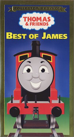 Thomas and friends best of james