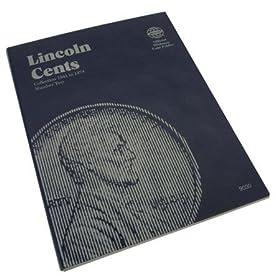 Cent Folder,Lincoln No.2,1941-1974