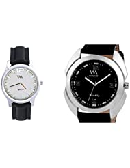WATCH ME COMBO GIFT SET OF WATCHES FOR MEN AND COUPLES WM-019 WM-0004-B