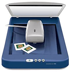 Epson Perfection 1250 Photo Flatbed Scanner