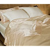Empress Silk Charmeuse Duvet Cover and Pillow Sham