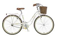 """Viking Crystal, Single Speed, 26"""" Wheel Bike, White from Viking"""
