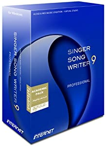Singer Song Writer 9 Professionalアカデミック