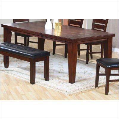 Buy Low Price Wildon Home Dixon Rectangular Dining Table in Oak (B005AJ5GDW)