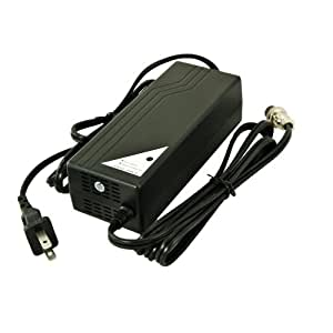 Brand New Mobility Battery Charger 24V 4A /24 Volt 4 Amp with 3 Prong Inline Female Connector For Electric Bike Scooter Panterra / Star II E-Scooter / Sunl