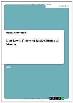 john rawls theory of justice summary essays