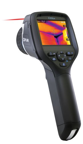 FLIR Systems E30bx 160 by 120 Resolution Building Thermal Imaging IR Camera
