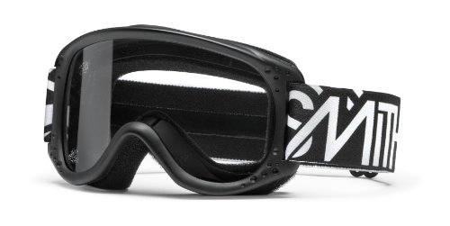 Smith Optics JX1CFBK13 JR Clear AFC Lens, Black