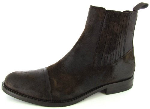 Donald J Pliner Men's Enos Pull-On Boot,Expresso,13 M US