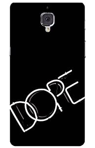 bob marley Designer Printed Back Case Cover for OnePlus 3