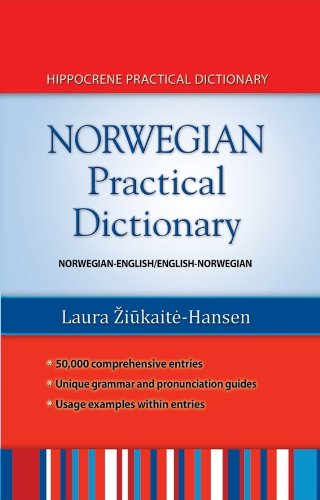 Norwegian Practical Dictionary: Norwegian-english /...