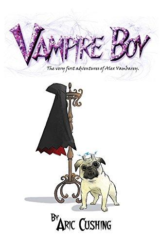Vampire Boy (Book 1 of Carpathia Chronicles)