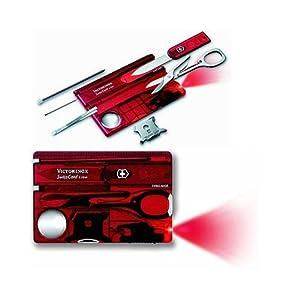 Victorinox Swisscard Lite, Ruby