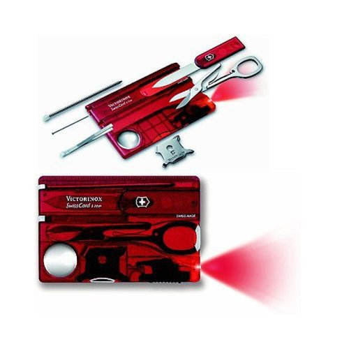 Victorinox Swisscard Lite, Ruby