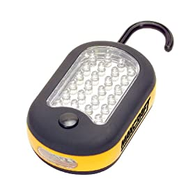MAXCRAFT by MIT 60191 27-LED Compact Worklight