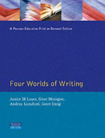 The Four Worlds of Writing (3rd Edition) PDF