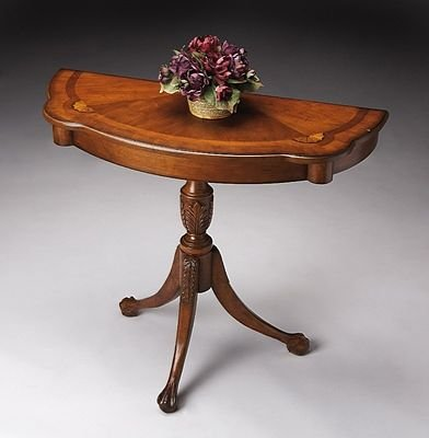 Butler Specialty Console Table Antique Cherry Finish - 3015011