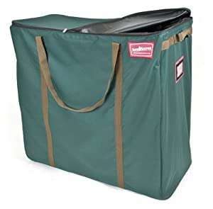 "TreeKeeper Multi-Use Rolling Storage Bag (Green) (36""H x 16""W x 33""D)"