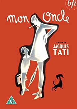 "Cover of ""Mon oncle"""