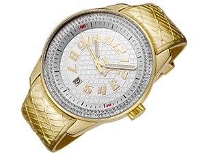 Puma Race Gold Ladies Watch