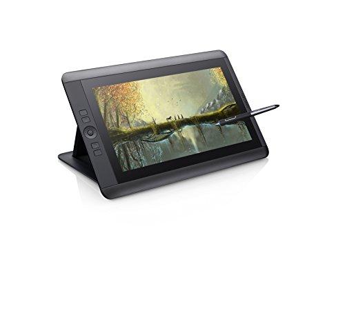 ワコム 液晶ペンタブレット 13.3フルHD液晶 タッチ機能搭載 Cintiq 13HD touch DTH-1300/K0