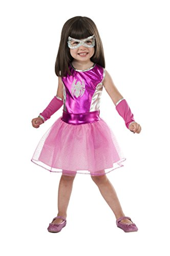 Rubie's Costume Marvel Pink Spider-Girl Costume, Toddler