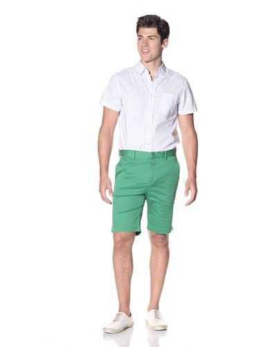 Slate & Stone Men's Buio Flat-Front Short