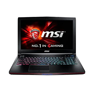 MSI GE62 2QD Apache Pro Laptop (GTX 960M 2GB GDDR5) White backlight multi color KB