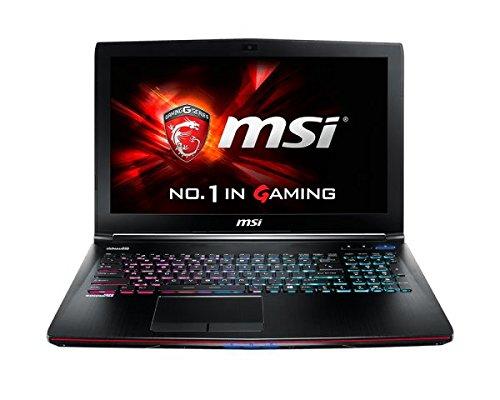 MSI GE62 2QD Apache Pro