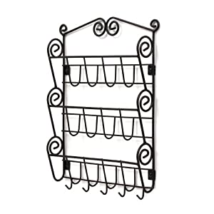 Scroll Wall Mount Letter Holder Reviews