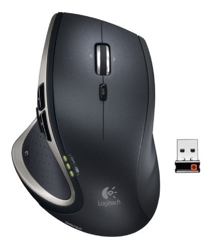 Logitech Wireless Performance Mouse MX for PC and Mac PC, Computer, Computer equipment