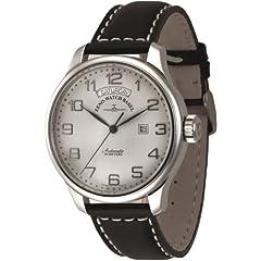 Uhren & Schmuck Klug Herrenuhr Herren Braun Lederarmband Uhr Sport Militär Wasserdicht Armbanduhr Elegant Im Geruch Armband- & Taschenuhren