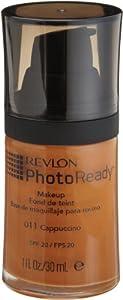Revlon PhotoReady Makeup, Cappuccino, 1-Fluid Ounce
