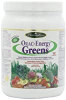 Paradise Herbs Orac Energy Powder, Greens (25.6 oz)