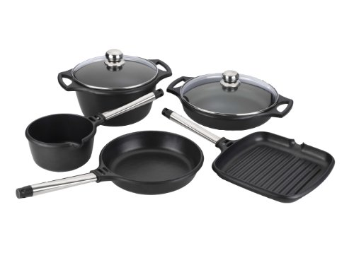 Induction Cooktop Cookware Sets back-635691