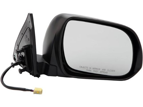 OE Replacement Toyota Highlander Passenger Side Mirror Outside Rear View (Partslink Number TO1321245)